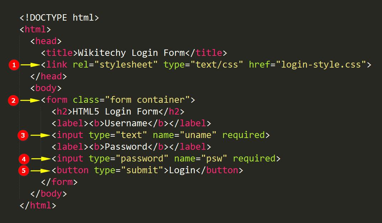 Develop Login Form In PHP and Mysql